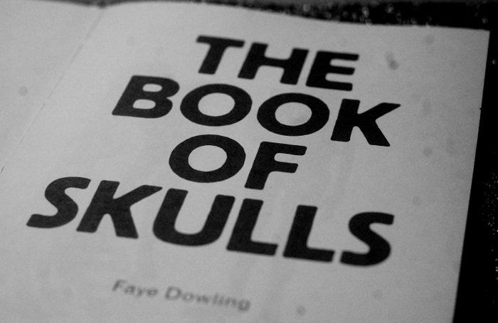 The book of skulls faye dowling